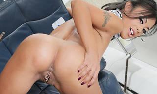 Chica erótica.
